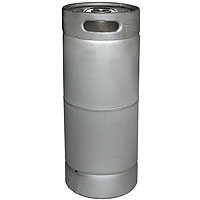 5 Gallon Commercial Kegs - Micromatic D System Sankey Valve