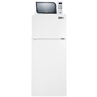 Summit MRF1118W Frost-Free Refrigerator-Freezer-Microwave Combo - White
