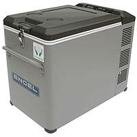 43 Qt. Portable Refrigerator-Freezer