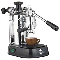 Professional Espresso Maker - Black