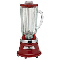 Professional Food & Beverage Blender - Chili Red