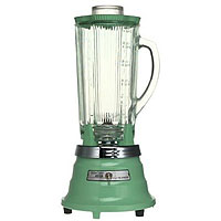 Professional Food & Beverage Blender - Retro Green