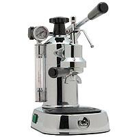 Professional Espresso Maker - Chrome