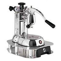 Stradivari Professional Espresso Maker - Black & Chrome