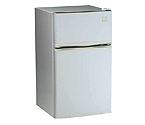 Avanti RA3106WT - 3.1 Cu. Ft. Two Door Counterhigh Refrigerator - White