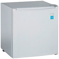 Avanti  RM170WF - 1.7 CF Cube Refrigerator - White