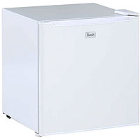 Avanti RM1720W 1.7 cf Compact All Refrigerator - White w/ Wire Shelf, Chiller Compartment