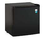 Avanti  RM171BF - 1.7 CF Cube Refrigerator - Black