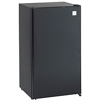 Avanti RM3316B - 3.3 Cu. Ft. Counterhigh Refrigerator with Chiller Compartment - Black