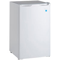 Avanti RM4406W - 4.4 Cu. Ft. Refrigerator with Chiller Compartment - White