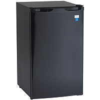 Avanti RM4416B - 4.4 Cu. Ft. Refrigerator with Chiller Compartment - Black