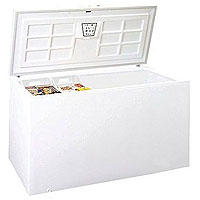 Summit SCFR220 21 Cu. Ft. Frost Free Commercial Chest Refrigerator