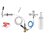 Kegco Standard Door Mount Kegerator Keg Tap Conversion Kit