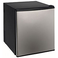Avanti SHP1702SS 1.7 Cu. Ft. Compact SUPERCONDUCTOR Refrigerator - Stainless Steel Door
