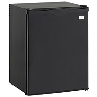 2.3 Cu. Ft. SUPERCONDUCTOR Refrigerator - Black
