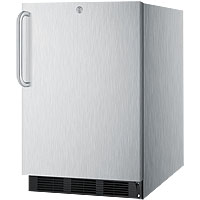 5.5 Cu. Ft. Stainless Steel Outdoor All-Refrigerator