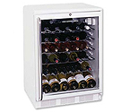 Summit SWC-6GWLSH 50 Bottle Wine Refrigerator - Full Stainless Pro-Style Handle