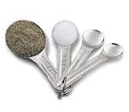 Stainless Steel Measuring Spoons (Set of 4)