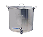 30 Qt. Economy Stainless Steel Brew Pot