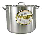 Polar Ware 60 Qt. BrewRite Stainless Steel Brew Kettle