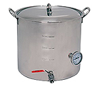 60 Qt. Super Economy Stainless Steel Brew Pot