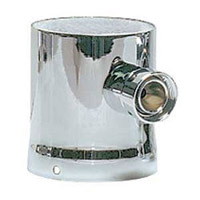 Single Product Tower Adapter - Chrome