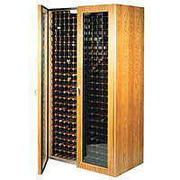 Wine Cellar - Two Glass Doors - 280 Bottle Count