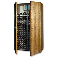 Wine Cellar - Two Basic Doors - 440 Bottle Count