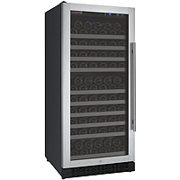 128 Bottle Single Zone Wine Refrigerator