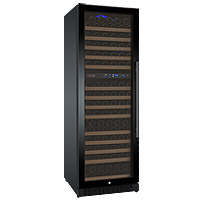 172 Bottle Dual-Zone Wine Cellar Refrigerator