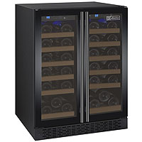 Allavino 36 Bottle Dual Zone Wine Refrigerator