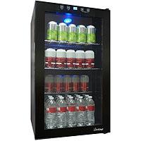 Touch Screen Glass Door Beverage Cooler