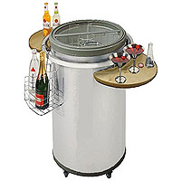 Vinotemp Party Cooler - 80 Can Capacity