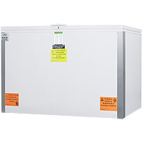17.0 Cu. Ft. Laboratory Chest Freezer
