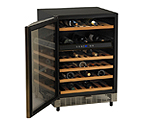 Avanti WCR5449SS 49-Bottle Built-In Single Zone Wine Chiller