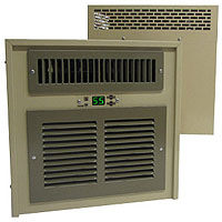 Split System Wine Cooling System - 265 Cubic Foot