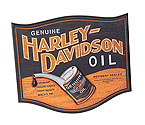 Harley Davidson� HDL-15302 - Oil Can Pub Sign