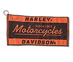 Harley-Davidson� Motorcycle Bar Towel - HDL-18502