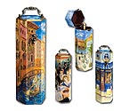 Picnic Time Artist Wine Box - Set of 4