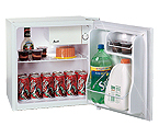 Avanti RM1700W-1 1.7 Cu. Ft. Compact Refrigerator - White