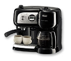 DeLonghi BCO264B Caffe Nero Espresso Machine & Coffee Maker