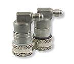 Stainless Steel Ball Lock Hansen Keg Home Brew Keg Tap - 1/4in. MFL
