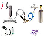 Kegco Ultimate Tower Kegerator Conversion Kit