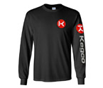Kegco Long Sleeve T-Shirt - Black 2XL