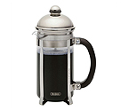BonJour Maximus French Press with Brushed Stainless Steel Lid and Frame