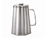 BonJour 53773 Fiore 8-Cup French Press - Double Wall Stainless Steel