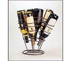 Bottle Bouquet Wine Rack