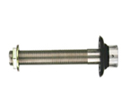 5-1/8 Inch Long Beer Shank with Nipple Assembly