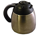 Capresso 4455.05- 10-Cup Stainless Steel Replacement Carafe