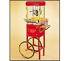Nostalgia Electrics CCP-510 Old Fashioned Circus Cart Popcorn Maker
